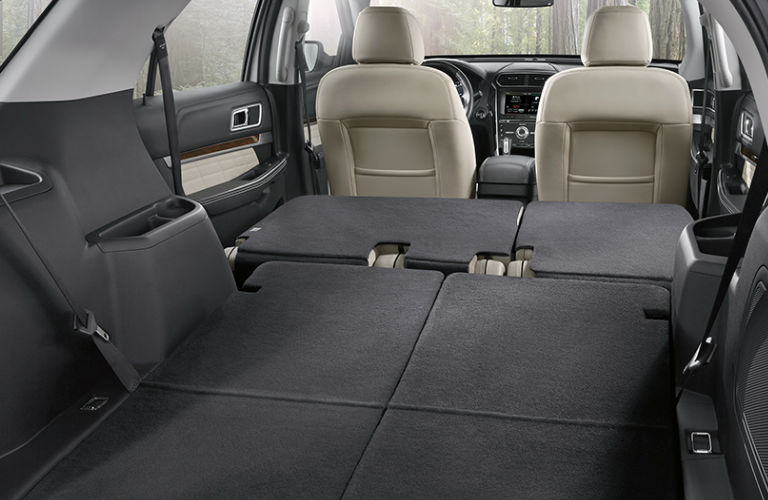 vehicles with 3rd row seating that folds flat. Black Bedroom Furniture Sets. Home Design Ideas