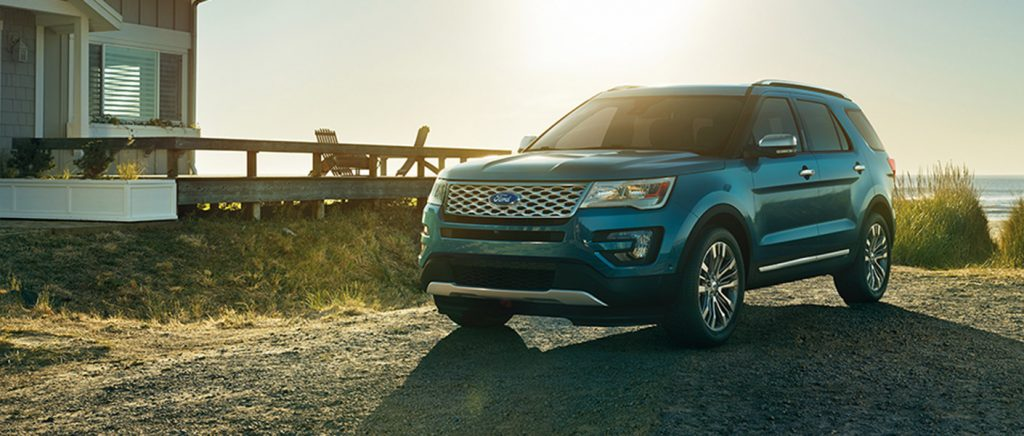 Ford Explorer 2017 Lease >> Does the Ford Explorer have 3rd row seating?