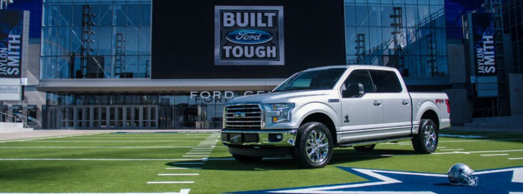 Ford F 150 Lease Deals >> Ford F-150 Dallas Cowboys Limited Edition