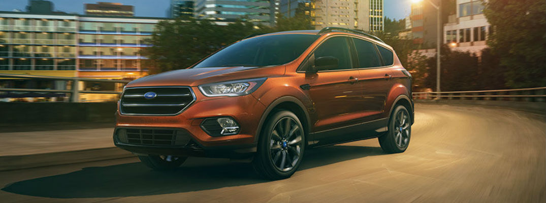 Ford Escape Colors >> 2017 Ford Escape Exterior Paint Colors
