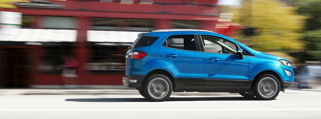 Ford Ecosport Specifications And Images