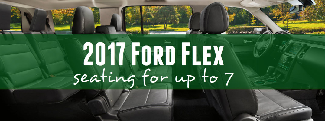Third Row Seating >> Does The Ford Flex Have Third Row Seating