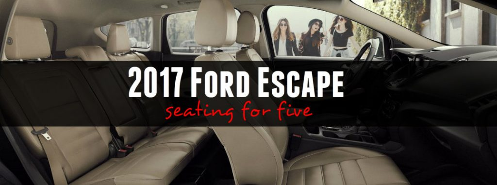 Does The Ford Escape Have A Third Row