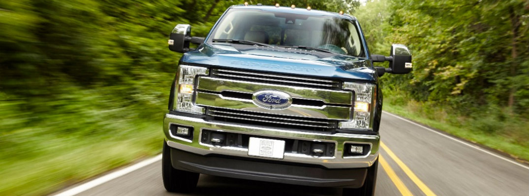 2017 Ford F-250 Award winner