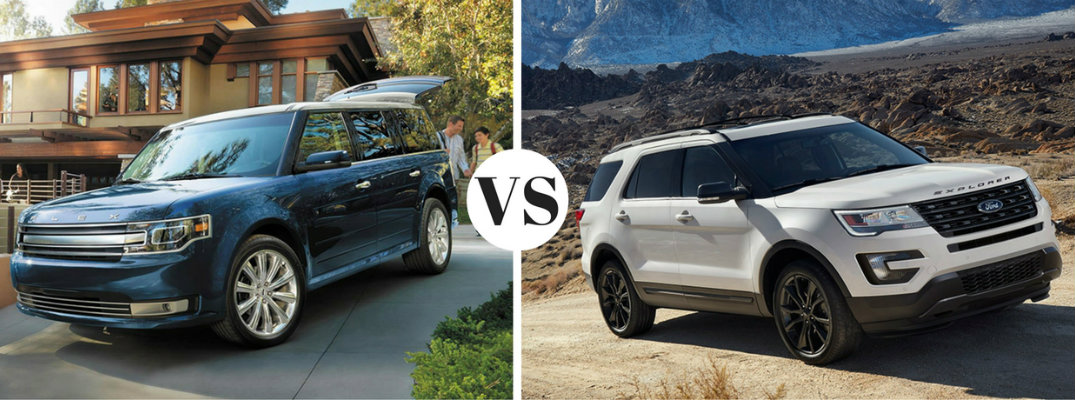 2017-Ford-Flex-vs-2017-Ford-Explorer