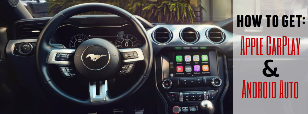 Does Ford have Apple CarPlay and Android Auto?