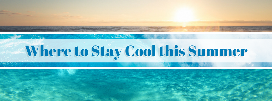 Places to Keep Cool in Summer around the Western Slope area