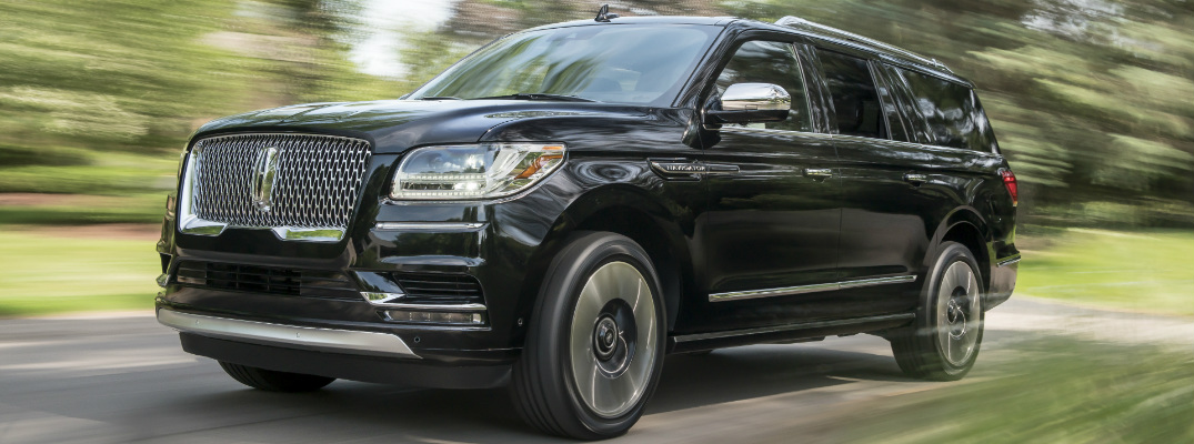 2018 Lincoln Extended-Length Navigator Release Date and Features