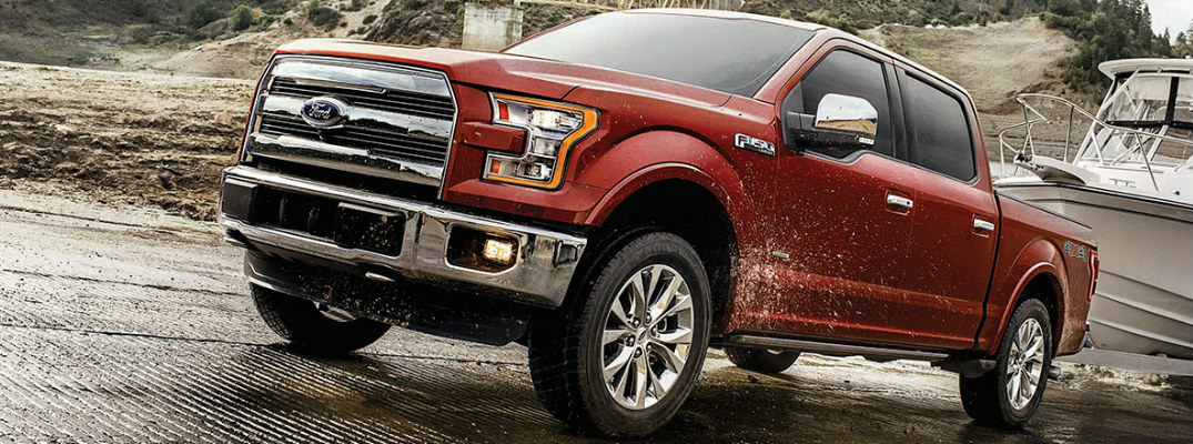 How 2017 Ford F-150 Pre-Collision with Pedestrian Detection Works