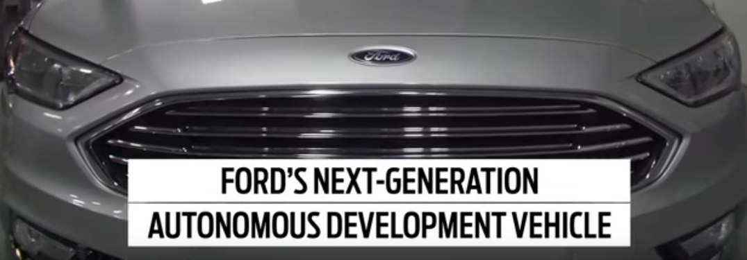 When will Ford produce a fully autonomous car?
