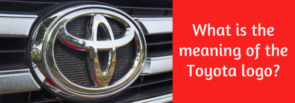 Ford Mustang Lease >> What is the meaning of the Toyota logo?