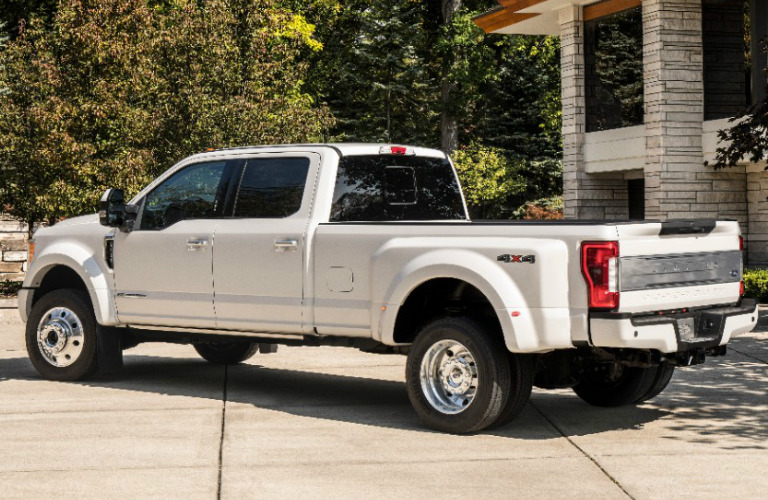 2018 Ford F-Series Super Duty Exterior