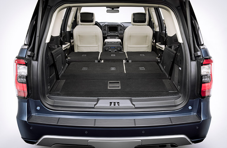 2018 Ford Expedition Cargo Area