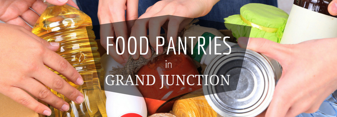 Grand Junction Co Food Banks