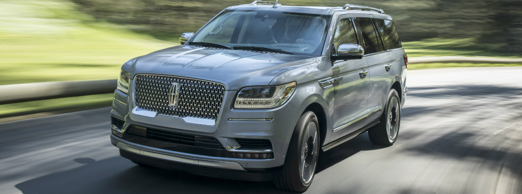 2018 Lincoln Navigator Wins North American Truck Of The Year Award