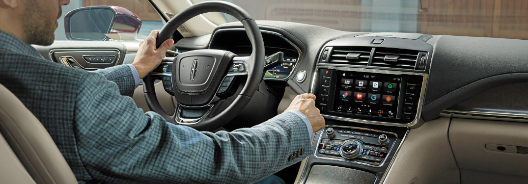 2018 Lincoln Continental Autotrader 10 Best Interiors Under 000