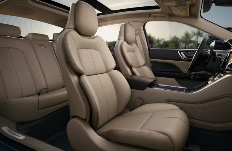 2018 Lincoln Continental Autotrader 10 Best Interiors Under 000