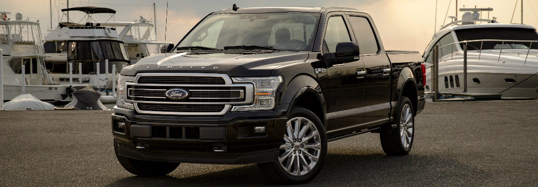 2019 Ford F 150 Limited Release Date And Features