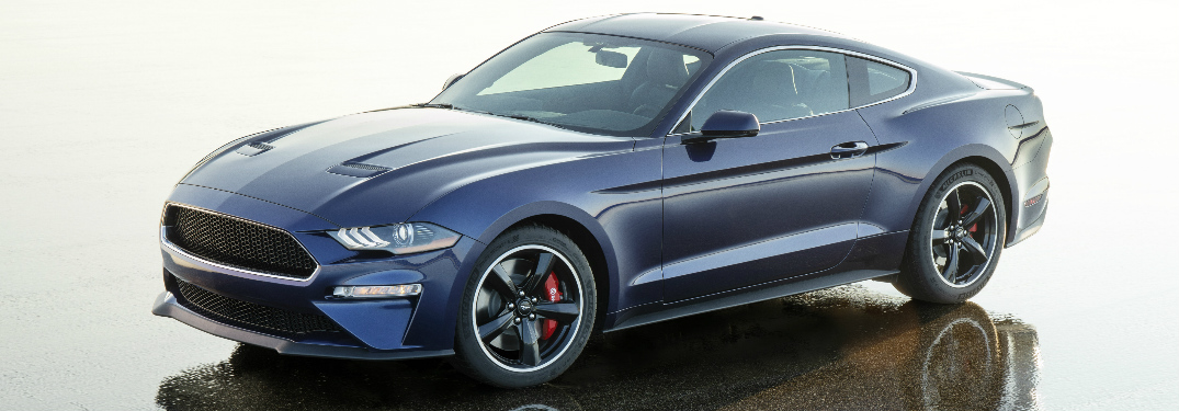 Ford Supports Juvenile Diabetes Research with Raffle for Mustang Bullitt