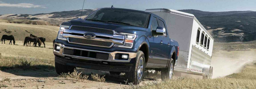 How does the Ford F-150 compare to other pickup trucks?