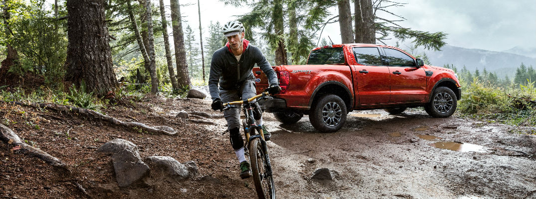 What Yakima accessories can I get for the 2019 Ford Ranger?