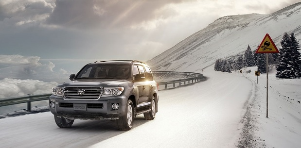 Best Suvs For Driving In The Snow