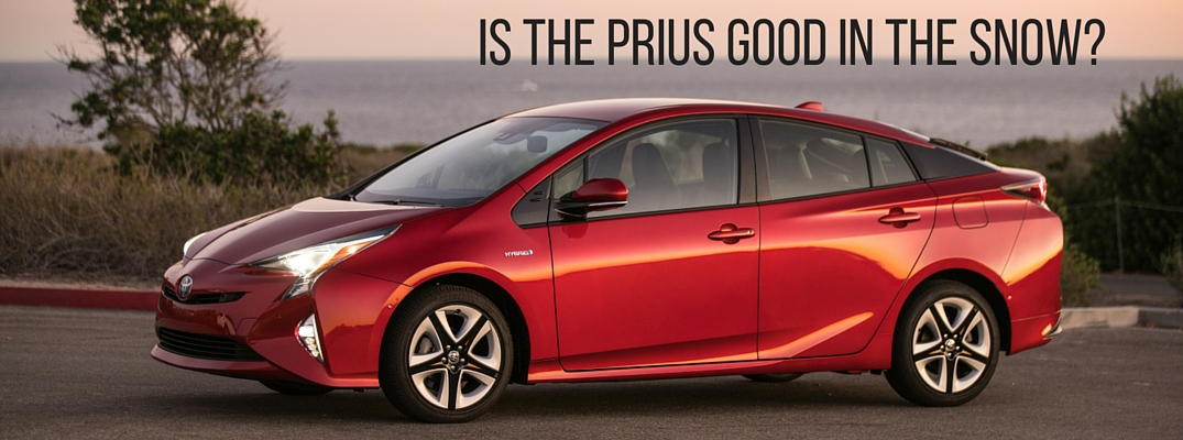 Is the Toyota Prius good in snow