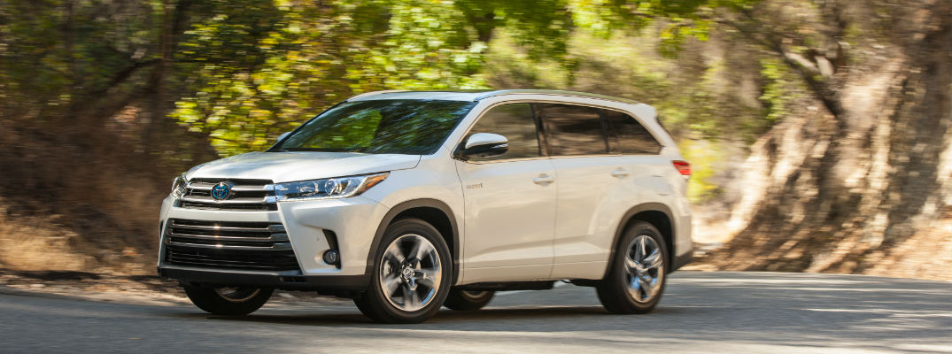 2017 Toyota Highlander Changes And Release Date