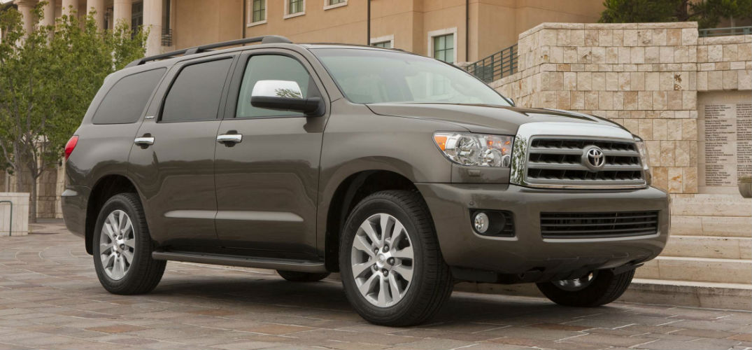 What's new on the 2017 Toyota Sequoia?