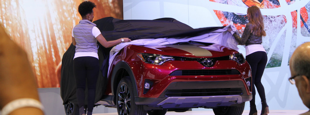 Toyota RAV Adventure Revealed At Chicago Auto Show - Car show chicago today