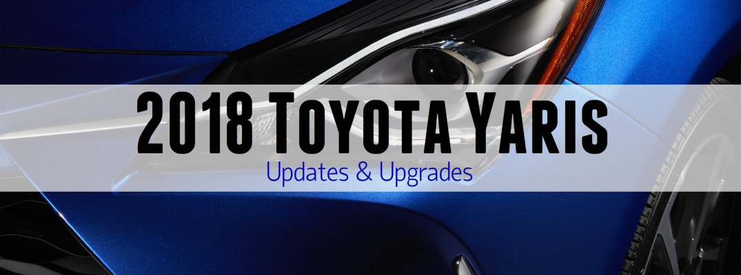 2018 Toyota Yaris Official Pricing & Release Date