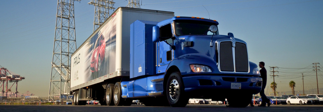 Toyota Tests Zero-Emissions Hydrogen Fuel Cell Heavy-Duty Truck