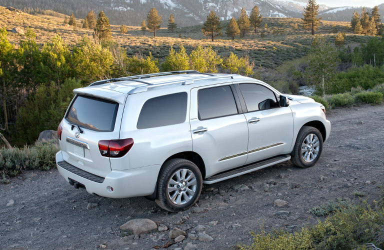 How Many Pounds Can The 2018 Toyota Sequoia Tow