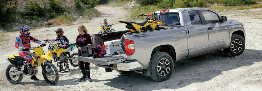 Toyota Tundra Towing Capacity >> What Are The Towing And Payload Capacities Of The 2018 Toyota Tundra