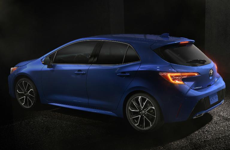 2019 Toyota Corolla Hatchback B Image4 O Western Slope Toyota
