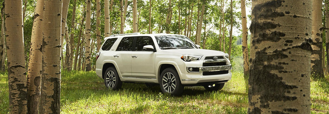 What accessories does the 2018 Toyota 4Runner offer?
