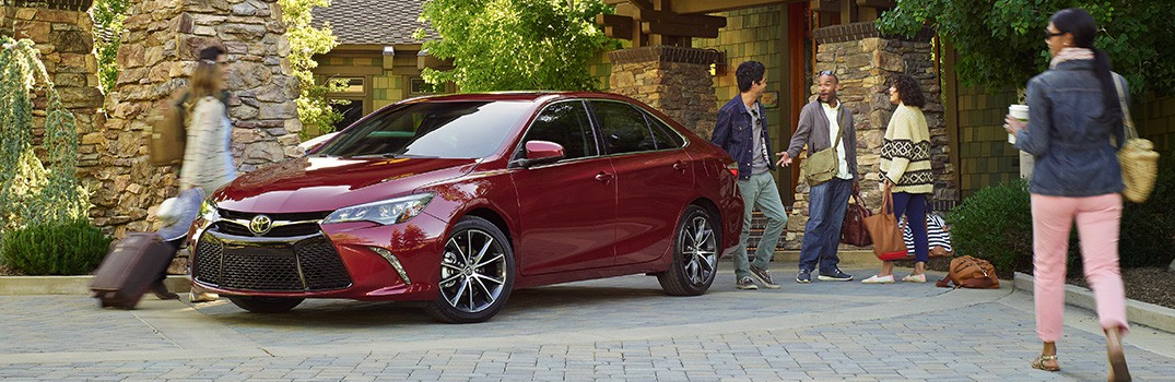 2015 Camry Colors >> 2016 Toyota Camry Color Options