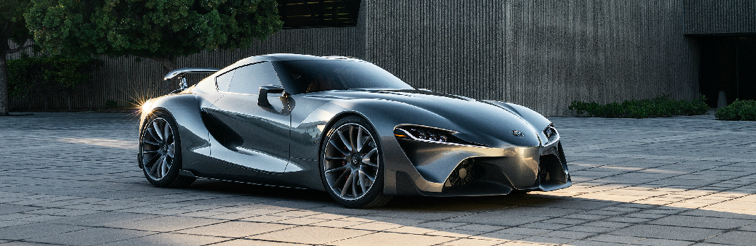 Details of the 2019 Toyota Supra