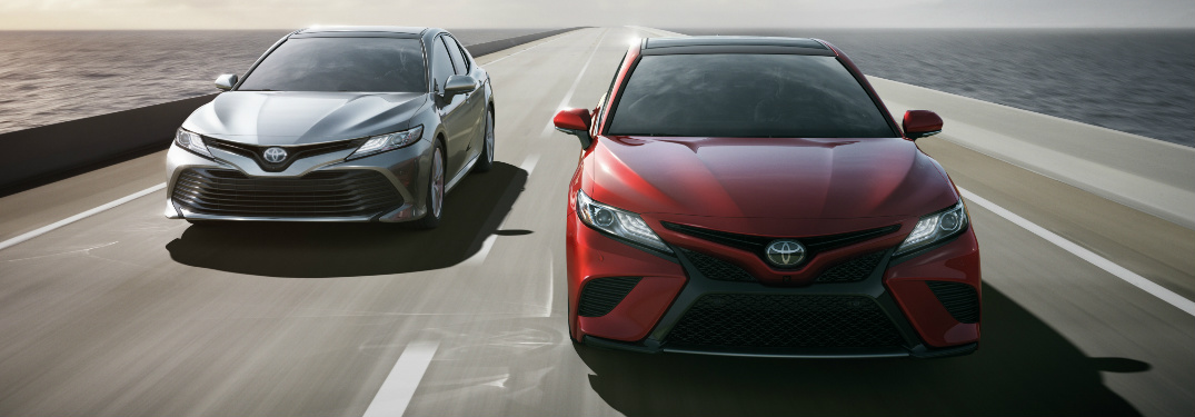 2018 Toyota Camry Design And Technology Updates
