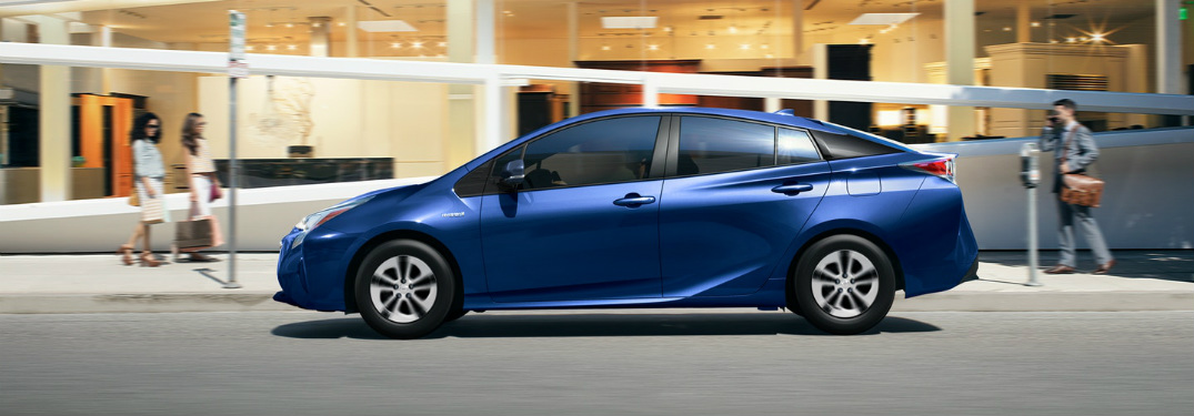 2018 Toyota Prius Gas Mileage Comparison