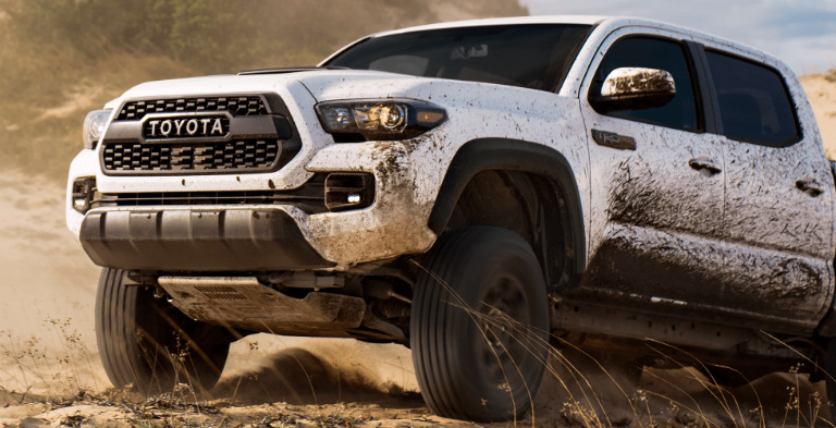 2018 toyota tacoma trd pro features. Black Bedroom Furniture Sets. Home Design Ideas