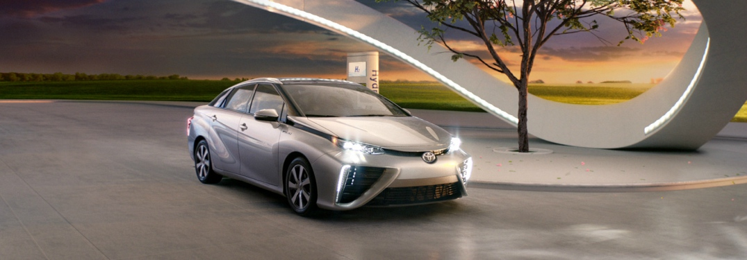 See why Toyota was voted World's Greenest Automaker by Newsweek