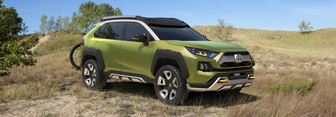 front side view of the Toyota FT-AC concept