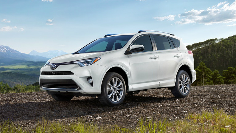 Onwijs What New Toyota Models Have 4WD? MO-65