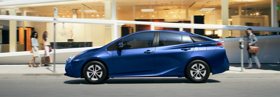 Learn more about all the Prius models