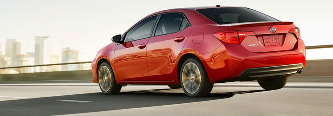 What Are The Color Options For The 2019 Toyota Corolla