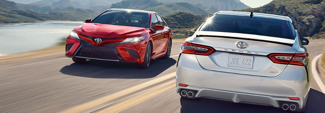 What Are The Safety Features Of The 2019 Toyota Camry