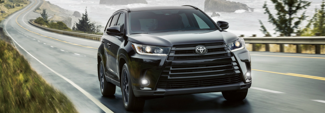 2019 Toyota Highlander Cargo Volume and Towing Capabilities