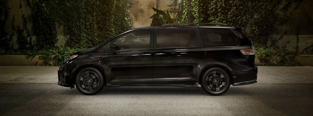 What's New With the 2020 Toyota Sienna?
