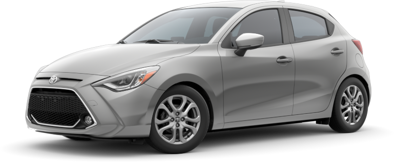 2020 Toyota Yaris in Chromium
